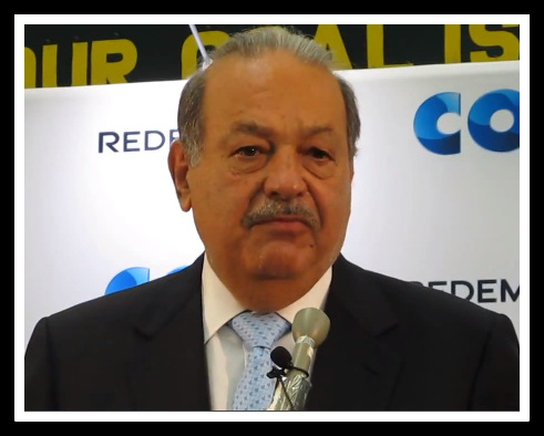 Carlos Slims Helu The Richest Man on Earth