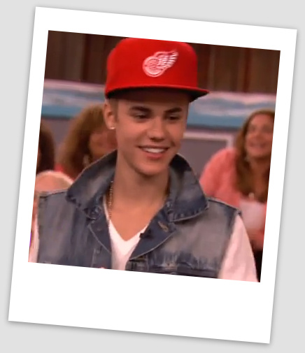 Justin Bieber The Youngest Celebrity