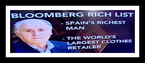 Amancio Ortega Richest Man In Spain