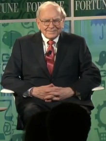 Warren Buffett Richest Stock Market Investor