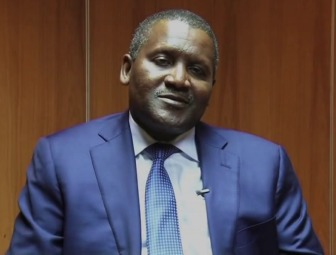Aliko Dangote Richest Man in Africa