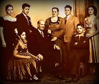 Carlos Slim Helu And Family