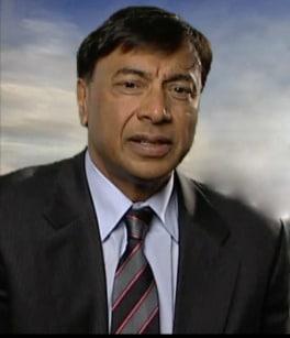 Laxmi Mittal, Second Richest Indian