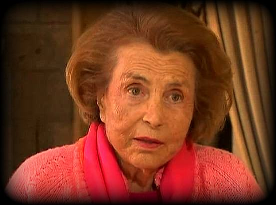 Liliane Bettencourt, Richest Woman in the World.