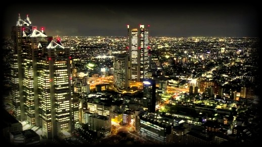 Tokyo, Richest City In The World