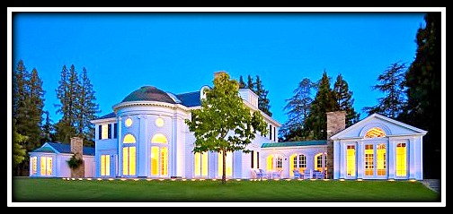 Mountain Road Woodside California - Expensive House
