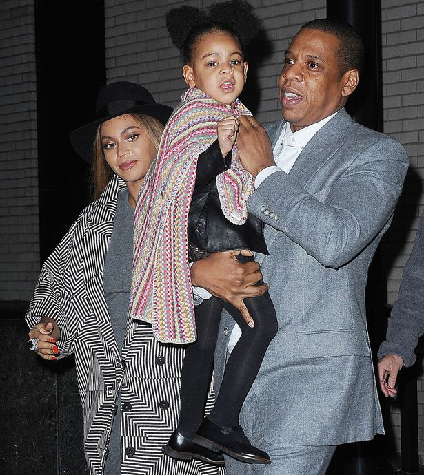 Blue Ivy Carter The Richest Kid In The World